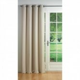 Cortinado blackout creme 2x